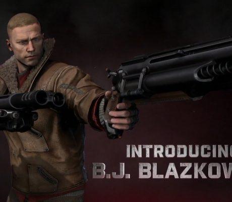 BJ Blazkowicz, nové mapy a dalšíV2