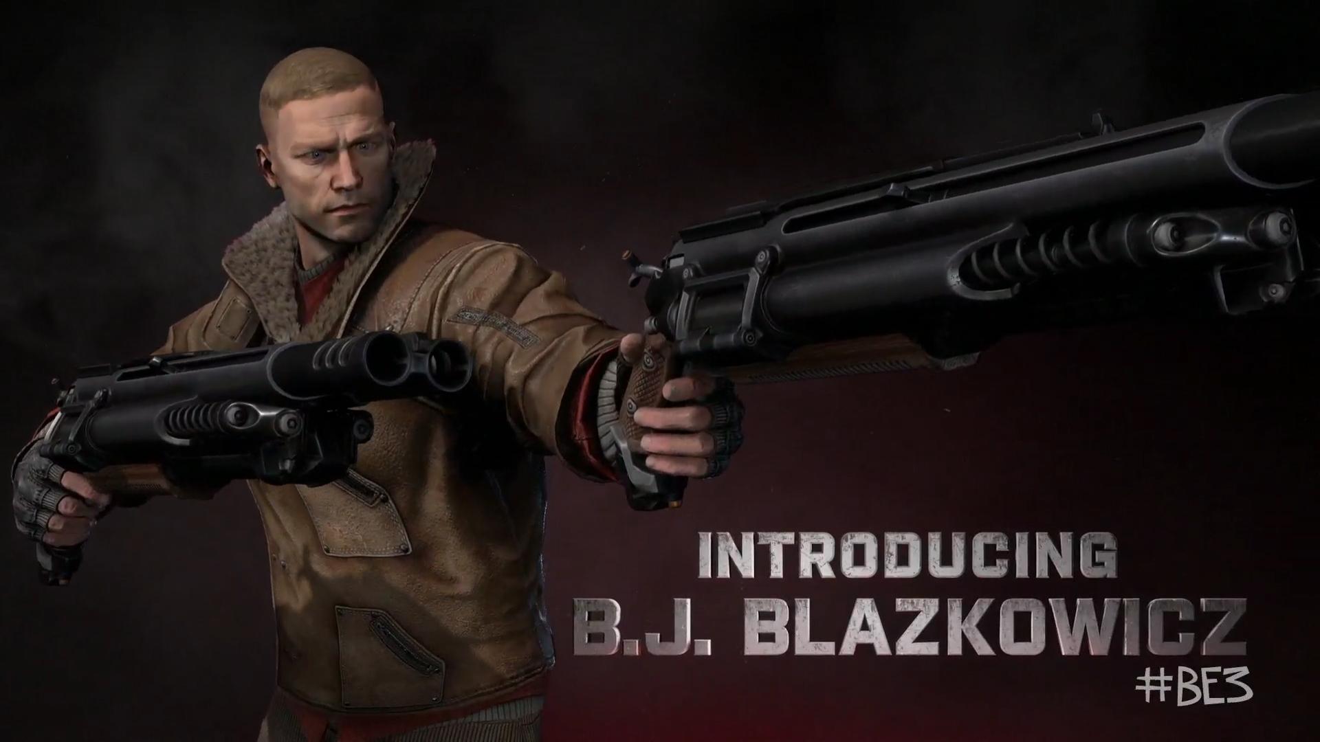 BJ Blazkowicz, nové mapy a další